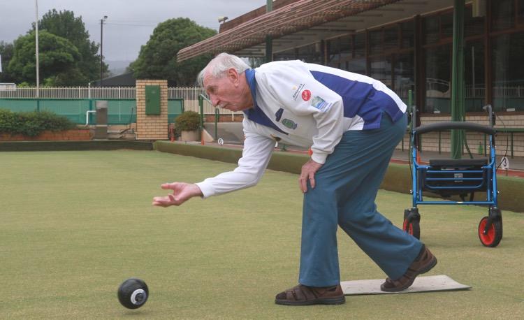 Bill bowling