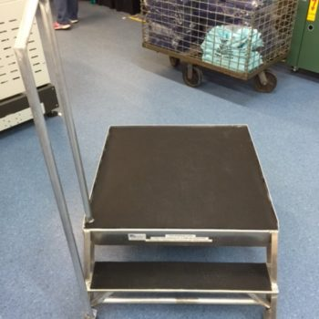 Modified two step platform
