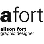 Alison Fort Graphic Design logo