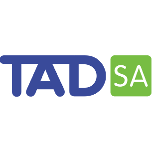 TADS 40yrs square logo
