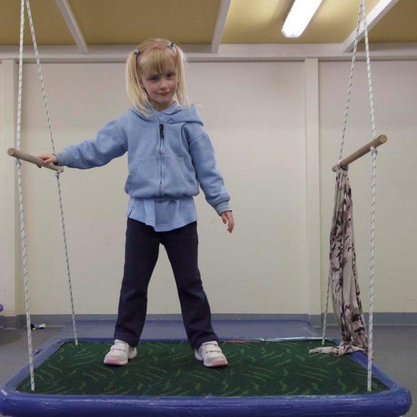 platform swing for Modbury Special School