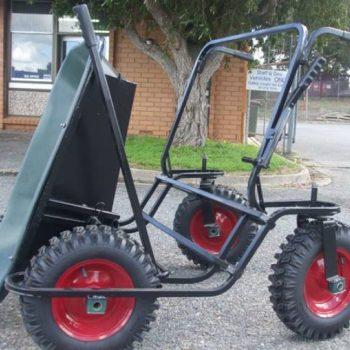 TADSA wheelbarrow modification