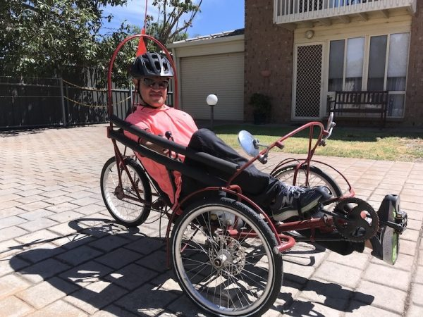 Aidan bike Feb 2019
