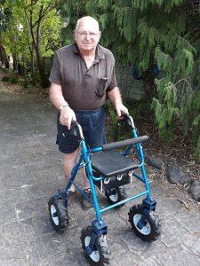 TADSA project all terrain walker