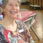 Maxine Brooks TADSA volunteer